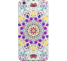Lines And Shapes And Colors iPhone Case/Skin