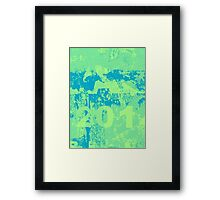 Do you mint? Framed Print