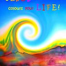 Jesus Colours Your Life by CarolineLembke