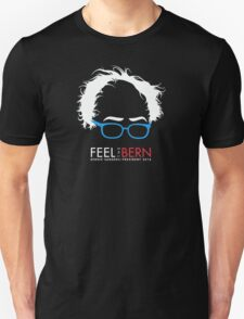 #FEELTHEBERN Black Edition Ladies Fitted Unisex T-Shirt