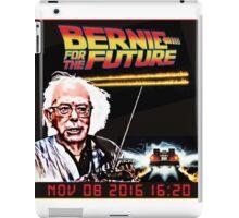 Bernie Sanders FOR THE FUTURE! BERNIE SANDERS 2016! iPad Case/Skin