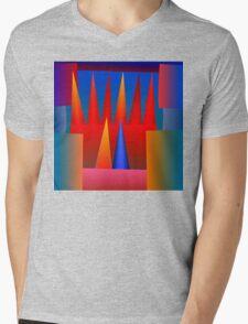 Jester Mens V-Neck T-Shirt
