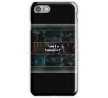 Am I a Vampire?- Simon Lewis.  iPhone Case/Skin