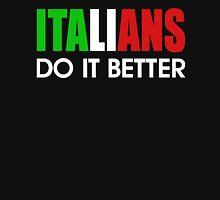 Italians do it Better Women's Fitted Scoop T-Shirt
