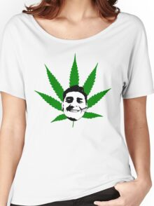 Diaz weed shirt Women's Relaxed Fit T-Shirt