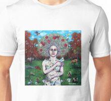 'A Portrait of Mother Nature' Unisex T-Shirt