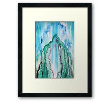 Cave of Wonders Framed Print
