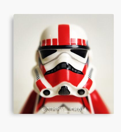 ShockTrooper Canvas Print