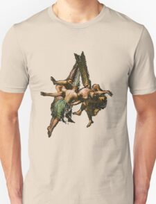 Witches' Flight - Francisco Goya Unisex T-Shirt