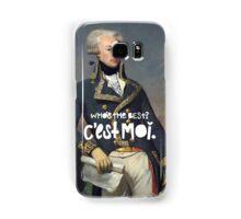 favorite fighting frenchman Samsung Galaxy Case/Skin