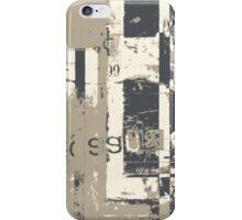 Black box iPhone Case/Skin