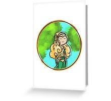 cute glorfindel Greeting Card
