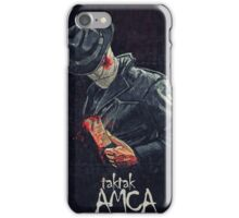 Knock Knock Uncle iPhone Case/Skin