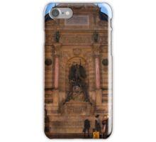 Fontaine Saint-Michel iPhone Case/Skin
