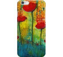 Flowers for My Son - March 2016 iPhone Case/Skin