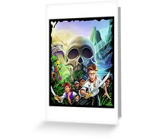 Monkey Island Special Edition Greeting Card