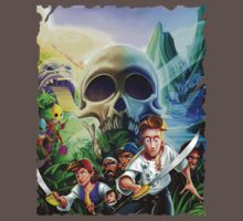 Monkey Island Special Edition Baby Tee