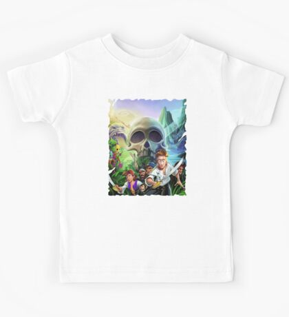 Monkey Island Special Edition Kids Tee