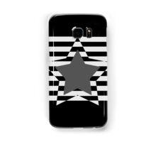 Patriotism in Shades of Grey Samsung Galaxy Case/Skin