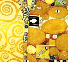 Gustav Klimt The Embrace Sticker