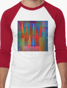 Jester Jump Men's Baseball ¾ T-Shirt