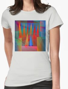 Jester Jump Womens Fitted T-Shirt