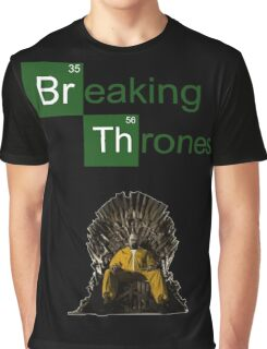 Breaking thrones Graphic T-Shirt
