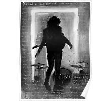 Black & White Matty Poster