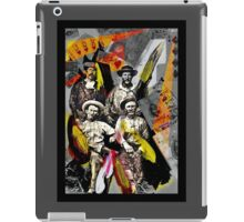 A Friendly Game of Cards iPad Case/Skin
