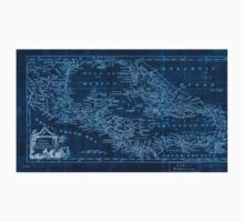 American Revolutionary War Era Maps 1750-1786 989 West Indies from the best authorities Inverted Kids Tee