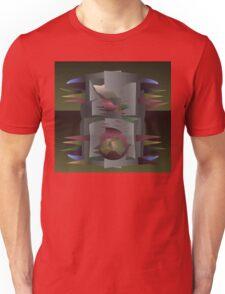 Gray Mantle Unisex T-Shirt