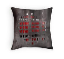 ORDER - ABSTRACT Throw Pillow