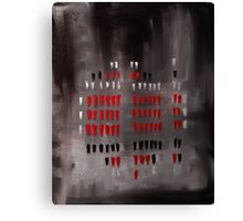 ORDER - ABSTRACT Canvas Print