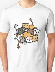 Cluster Cats T-Shirt