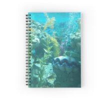 Underwater Spiral Notebook