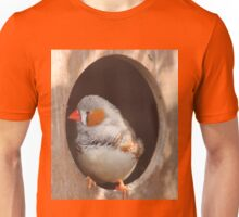 Looking Away Unisex T-Shirt