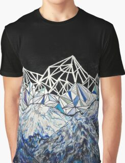 Mountain Range Graphic T-Shirt