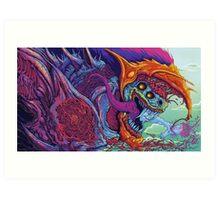 CSGO Hyperbeast  Art Print
