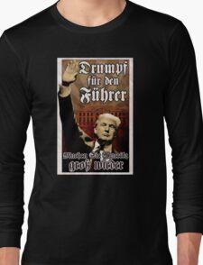 Herr Drumpf Long Sleeve T-Shirt
