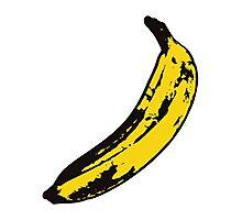 Punk Banana Photographic Print