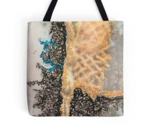 Leaning saturated Tote Bag