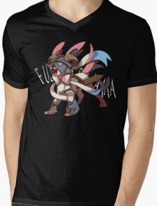 Sylvahkiin V. 2.0 Mens V-Neck T-Shirt