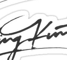 King Kunta Signiture Sticker