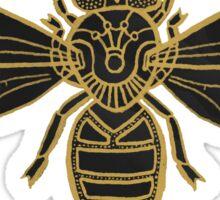 Mandala Bees Sticker
