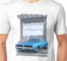 1969 Dodge Charger R/T Unisex T-Shirt