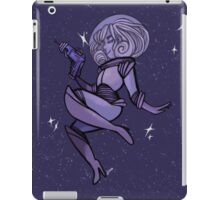 Hey There Space Girl iPad Case/Skin