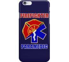 Firefighter-Paramedic iPhone Case/Skin