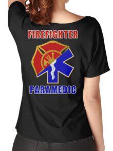 Firefighter-Paramedic Women's Relaxed Fit T-Shirt