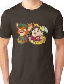 Nick and Russell: Wilderness Explorers! Unisex T-Shirt