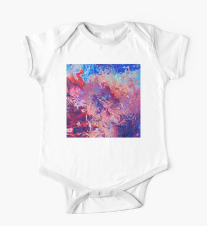 Abstract 39 One Piece - Short Sleeve